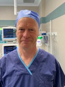 Dr Martin Schuitemaker - Anaesthetist